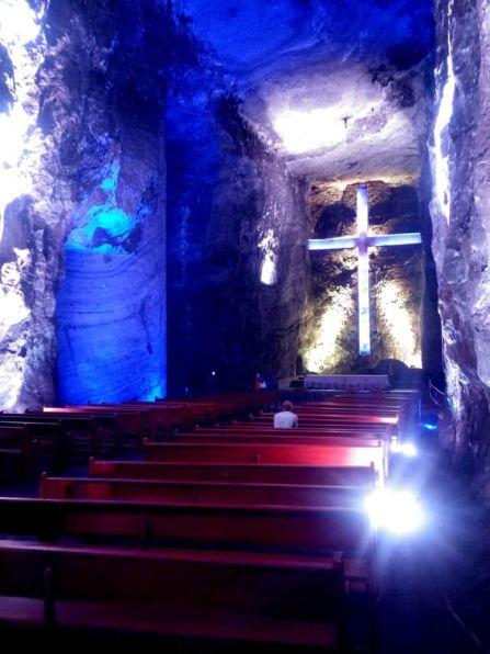 Catedral de Sal de Zipaquirá, Bogotá, Colombia