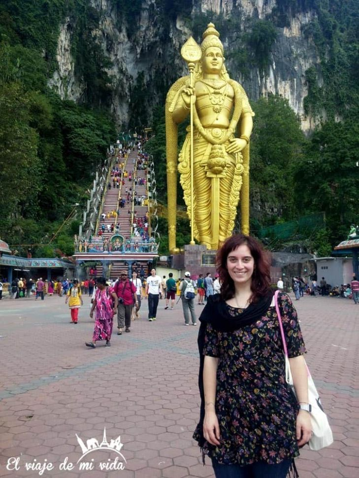 Batu Caves en Malasia