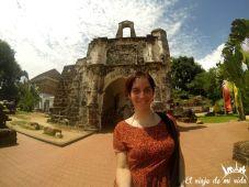 Explorando Malaca en Malasia