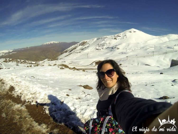 Valle Nevado en Chile