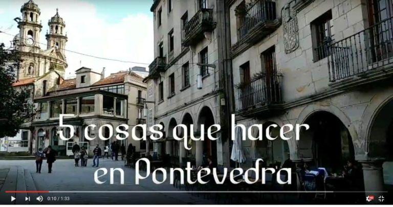 Vídeo de Pontevedra, Galicia