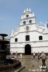 Iglesia de la Veracruz, Medellín, Colombia