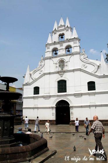 Iglesia de la Veracruz