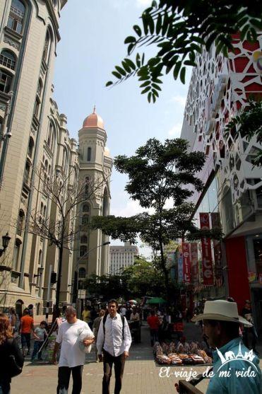 Centro de Medellín, Colombia