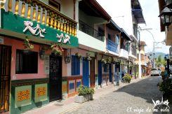 El colorido Guatapé