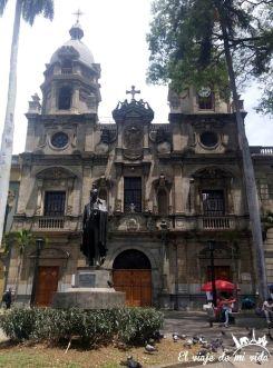 La Iglesia de San ignacio