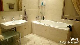Con mi cuarto de baño