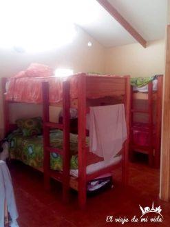 Habitación del Cámping Tipanie Moana en Isla de Pascua