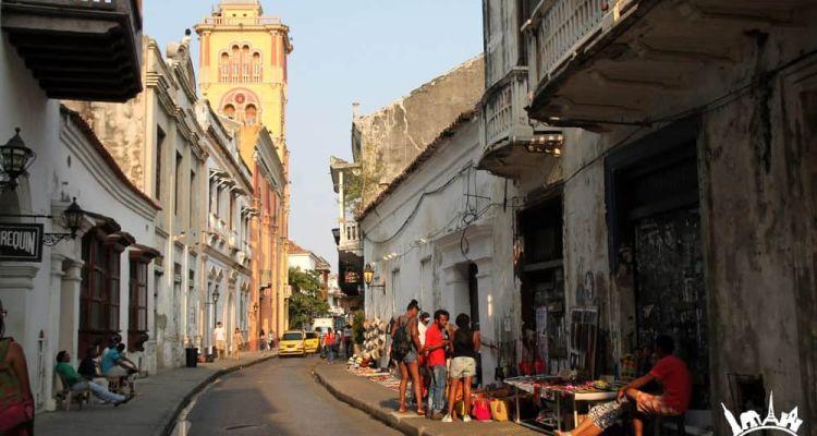 Las calles de Cartagena