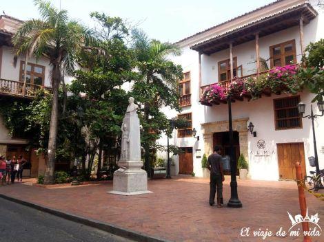 Centro histórico de Cartagena de Indias, Colombia