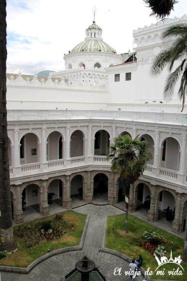 Vistas desde el Museo Cultural Metropolitano