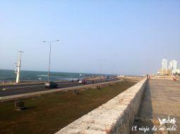 El Malecón de Cartagena