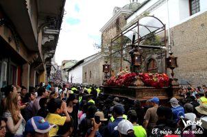 Semana Santa de Quito, Ecuador