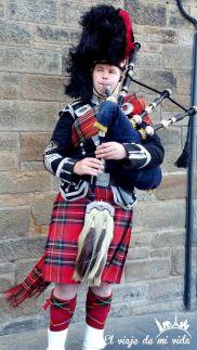 El Gaitero escocés