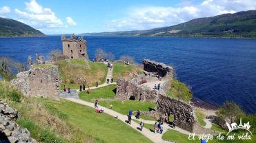 El Castillo de Urquhart
