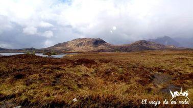 Paisajes de las Highlands, Escocia
