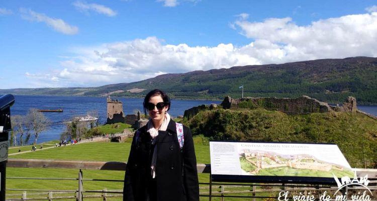 Las Highlands en Escocia