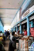 El mercado de comida
