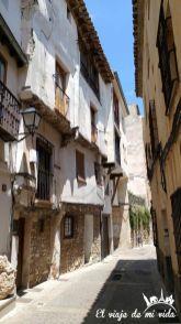 Calles de Cuenca, España