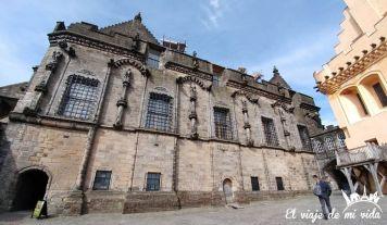 Castillo de Stirling