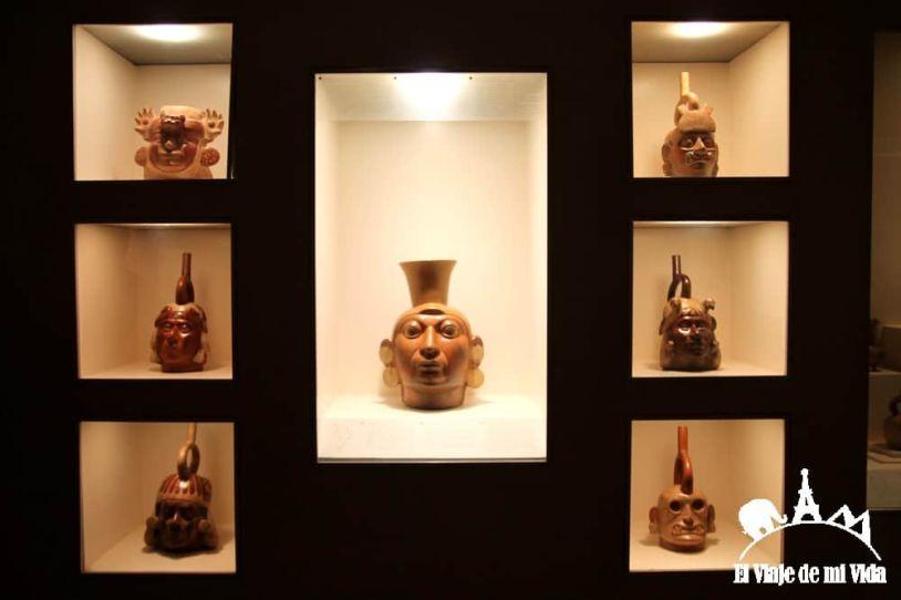 Museo Larco en Lima