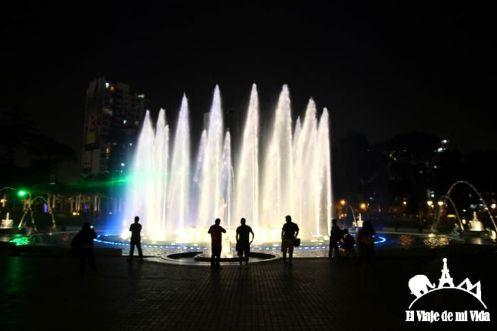 El Circuito Mágico del Agua en Lima