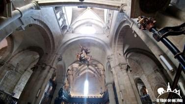 La catedral de Tui, Galicia