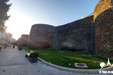 La preciosa muralla de Lugo