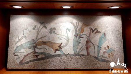 Mosaicos romanos en Lugo
