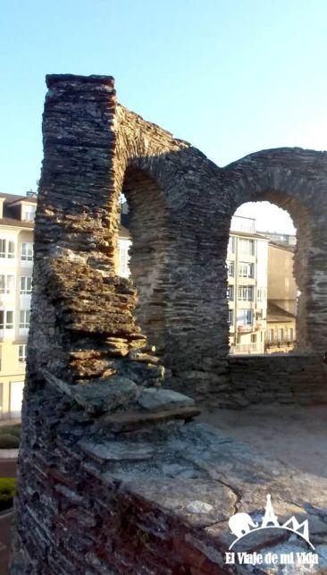 Torre A Mosqueira en Lugo