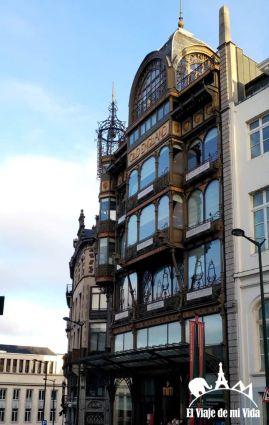 Art Nouveau en Bruselas