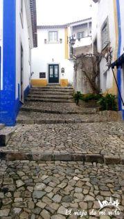 Óbidos en Portugal