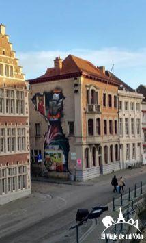 Ruta de Graffitis de Gante