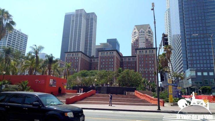 Pershing Square, Los Ángeles