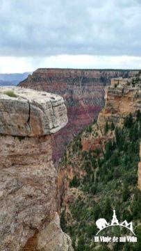Panorámicas al Gran Cañón desde South Rim