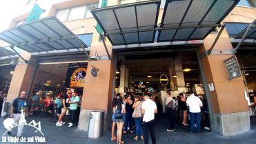 El Grand Central Market de Los Ángeles