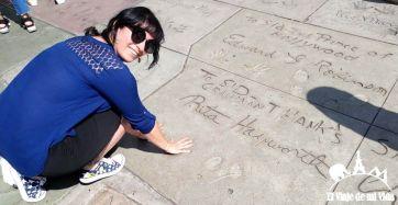 Walk of Fame en Los Ángeles