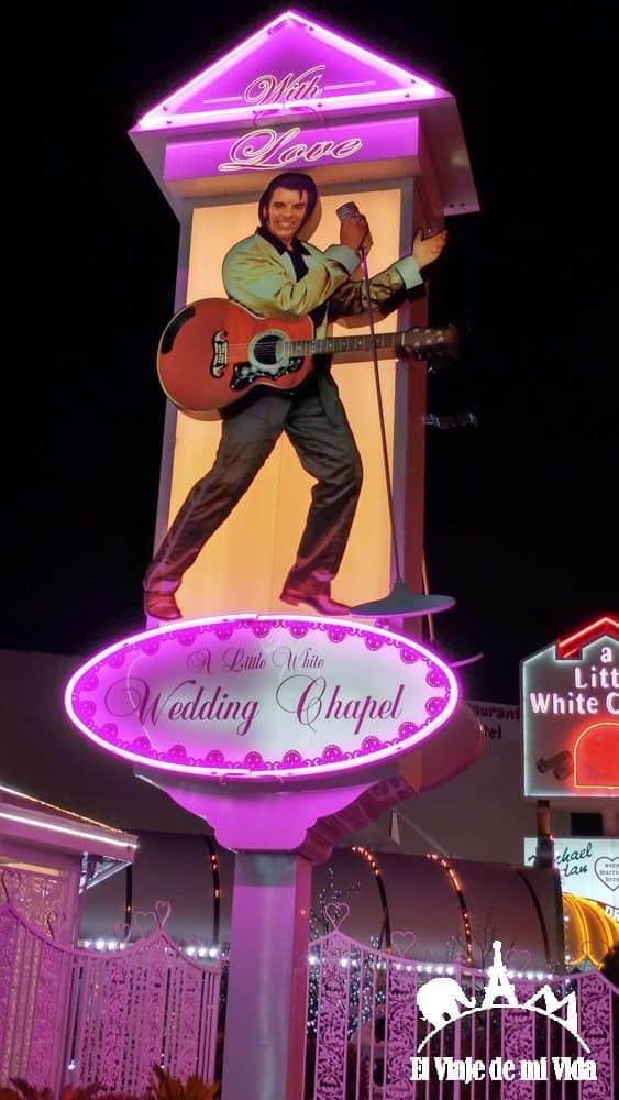Capillas de Las Vegas