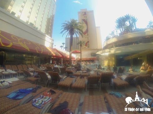Piscina del Golden Nugget