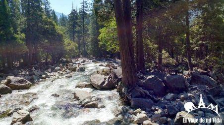 Cascada de Yosemite