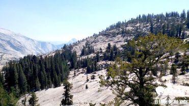 Acantilados de granito de Yosemite