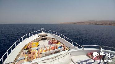 Mar Rojo en Jordania