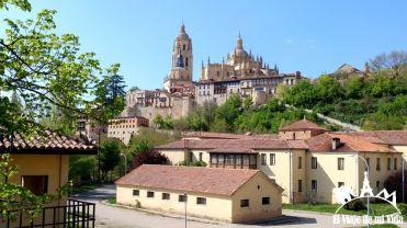 La Catedral de Segovia