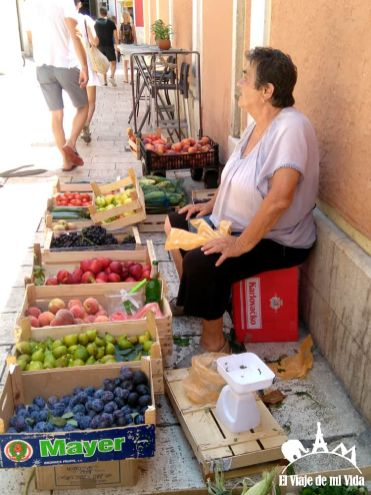 Mercados croatas