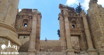 Otra puerta al Templo de Artemisa
