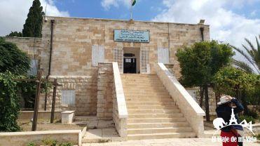 Museo arqueológico de Jordania
