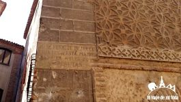 Detalles de las calles de Segovia
