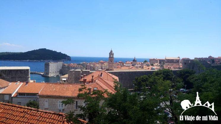 La ciudad vieja de Dubrovnik