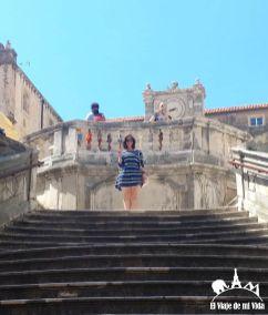 Escalera de los Jesuitas