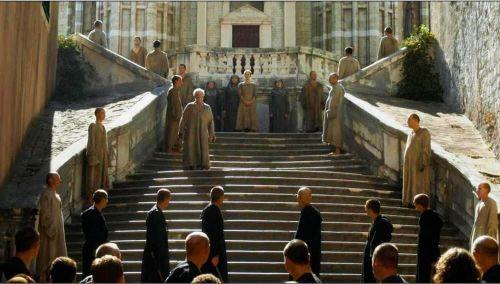 El Paseo de la Vergüenza de Cersei